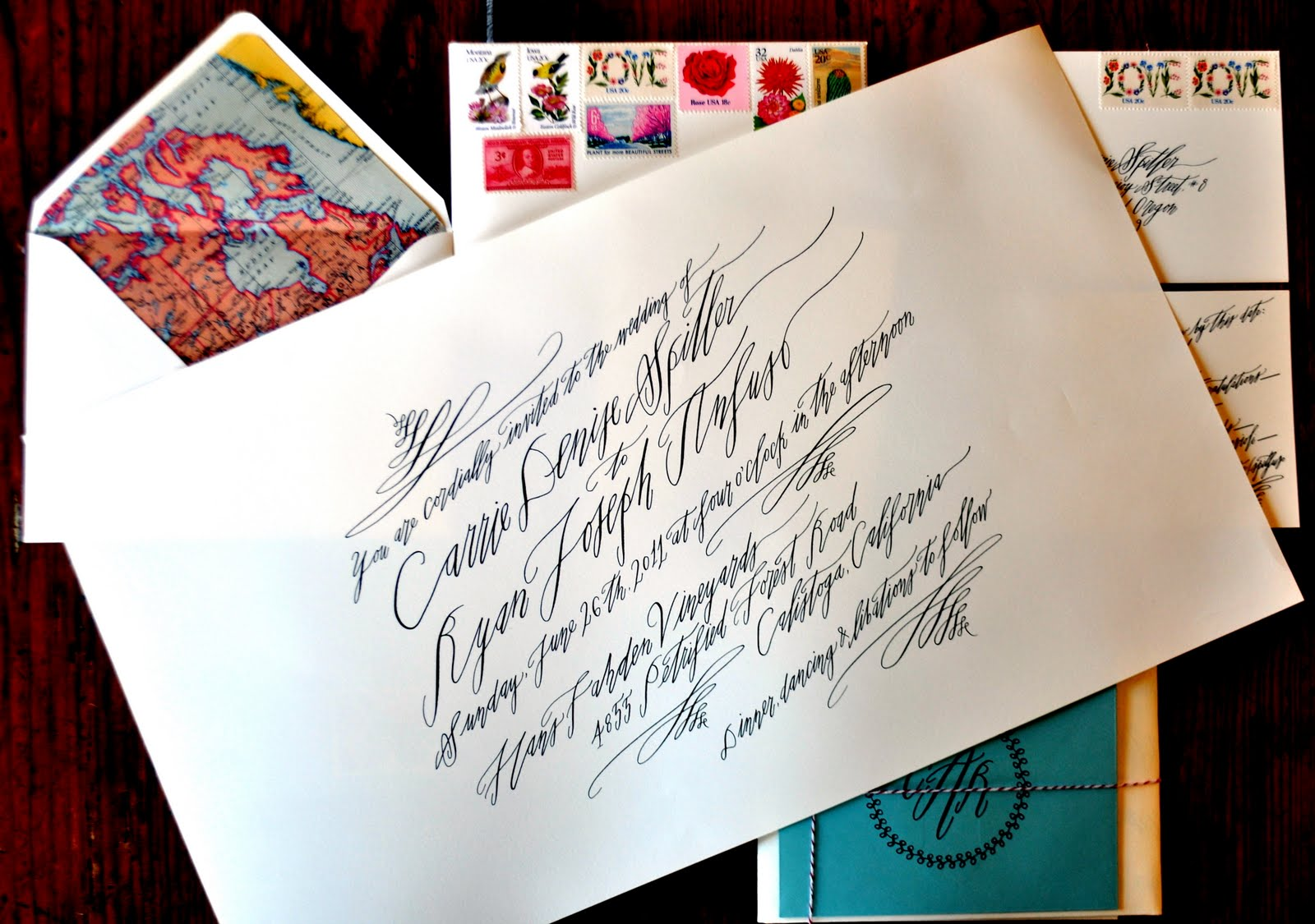 Inspiration of the week sarah ann design Calligraphy classes near me